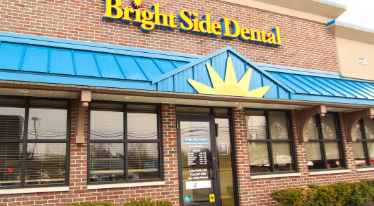 Canton Bright Side Dental - Location