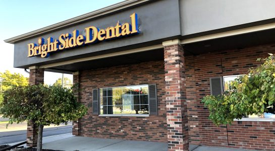 Shelby Township Bright Side Dental - Location